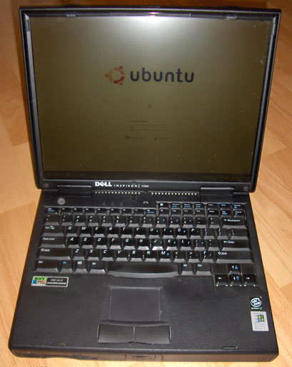 Dell 7500 on Ubuntu